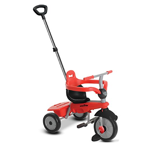 smarTrike Breeze 3 in 1 Baby Tricycle - Red