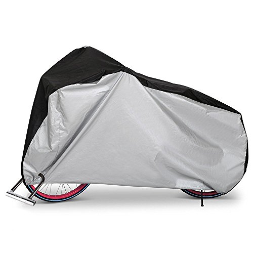 VILISUN Bike Cover Outdoor Waterproof Bicycle Cover for Mountain Bike Road Bike 190T