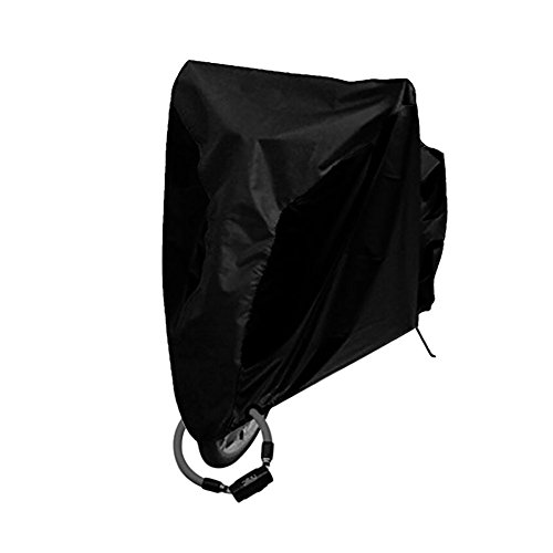 Bicycle Rain Cover Bike Covers with Lock Hole Waterproof Dustproof Lightweight Thickness Outdoor Sun UV Suit for Mountain Road Dirt Electric Bike Tutuba