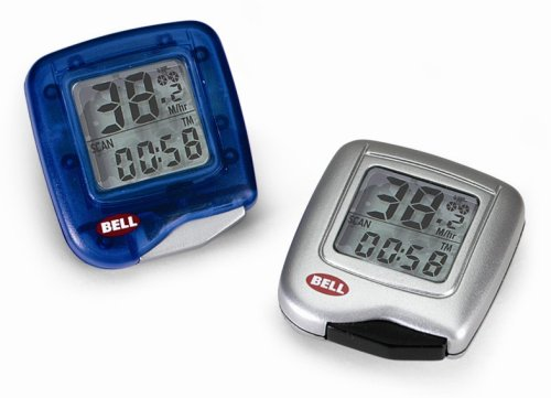 Bell EZFit Bike Speedometer Color May Vary
