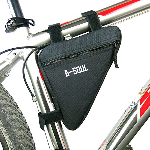 Superwinger Cycling Bicycle Bike Bag Top Tube Triangle Bag Front Saddle Frame Pouch Outdoor
