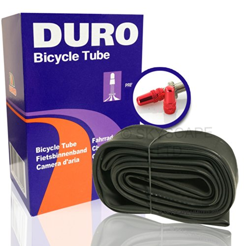 700 x 28c Cycle Inner Tube Fits all sizes 700 x 28 - 35 - Presta Valve - FREE SHIPPING FREE VALVE CAP UPGRADE WORTH 499