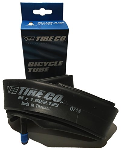 Vee - 26x200 Vee Rubber 26 inch Bike Tire Bicycle Inner Tube American Schrader Valve