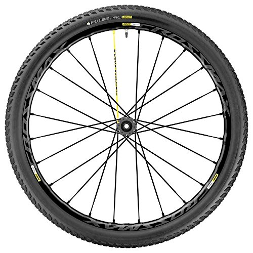 Mavic Crossmax Pro WTS Mountain Bicycle Wheel and Tire - Front 29 24 spokes QR15mm TA Tire included - LF5490100