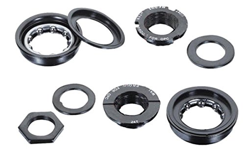 Black Ops BMX Bottom Bracket Set Black