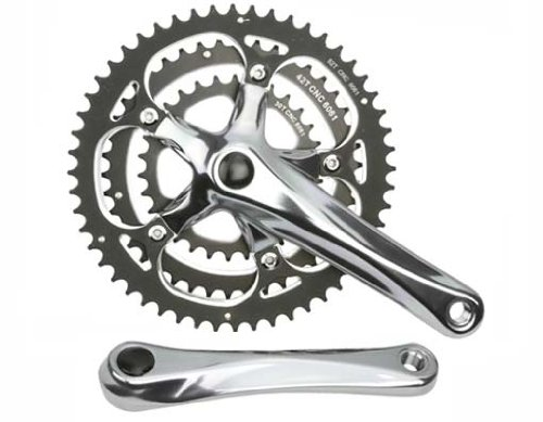 Alloy Chainwheel Set 304252T 540CC for bicycles bikes for beach cruiser mountain bike track fixies fixed gear
