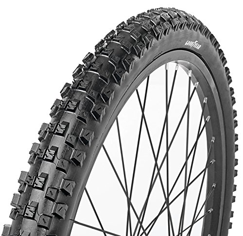 Goodyear Folding Bead Mountain Bike Tire 24 x 22125 Black