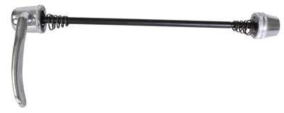 Sunlite Steel Quick Release Skewer for Rear Mounted Trainers