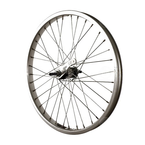 Sta-Tru Steel Coaster Brake Hub Rear Wheel 20X175-Inch